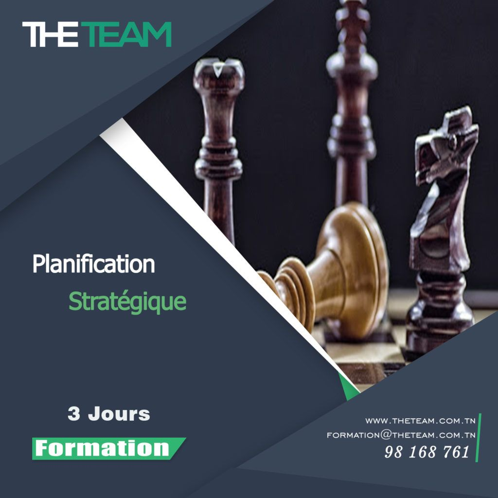 THE TEAM - Planification stratégique